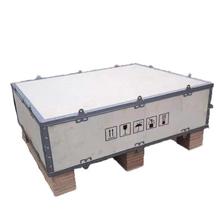 深圳定做钢带木箱厂优游注册平台价格图片