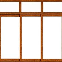 深圳推拉窗定做118断桥三轨推拉窗来图定做图片