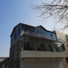 山西太原晴雨建筑太原阳光房款式新颖,玻璃屋阳光房图片