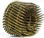 山东亮杰机电卷钉型号FS100木托盘专用螺纹卷钉