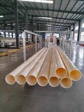耐磨ABS管材品質優良,環保污水處理ABS管材質圖片
