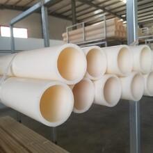 化工abs管材環保ABS管工廠塑料管大口徑ABS工程塑膠管圖片