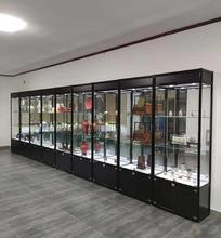 北京展示柜供应商图片
