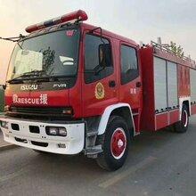 黄山消防车出售图片