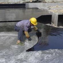 从化地下室防水堵漏工程图片