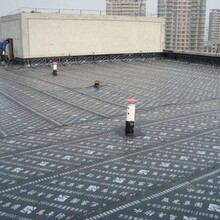 天河阳台防水补漏图片