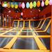 溫州室內成人蹦床兒童室內娛樂跳床定制大型商場組合游樂場大蹦床