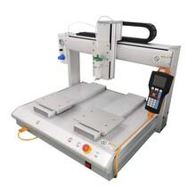 福田区桌面式全自动点胶机供应商图片