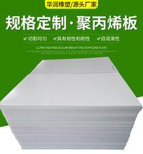 PP板聚丙烯板喷淋塔PP板PP水箱板医药化工专用宁津华润图片