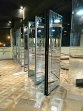 池州玻璃活動隔斷定制廠家圖片