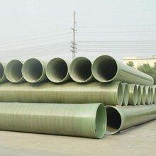 天津玻璃钢管道报价图片
