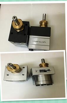 台湾DISK油漆泵大扬Y-PUMP5ccRPN加硬油漆泵5cc齿轮泵