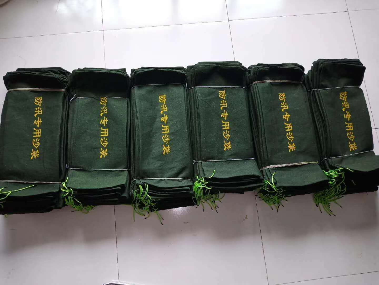 抗洪防汛沙袋厂家定制定做吸水膨胀袋防汛沙袋价格