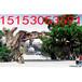 池州生态园假山假树制作