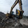 再生资源利用挖掘机破碎斗液压破碎斗破碎机质量可靠