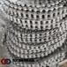 链条厂10A链条传动用短节距滚子链精密工业链条