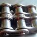 链条厂家供应28A-2工业链条1.6寸双排滚子链条