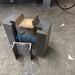 杭州盈通定制模具液压冲弧机全自动数控切角机液压冲孔机