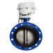 廠家直銷低功耗電動閥門DN50-DN200閥門閥體3.6V/12V可選