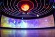 激光投影機天文館投影展廳投影展館投影