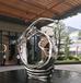 江蘇風水圈雕塑加工報價