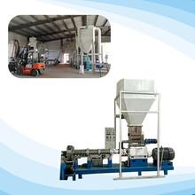 纺织用粘合剂预糊化淀粉设备双螺杆膨化机图片