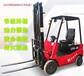 環保電動叉車液壓倉庫搬運車四輪環保電動升降叉車全自動堆高叉車