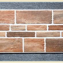 河南外墻瓷磚廠家300600外墻磚價格別墅抗凍墻面磚圖片