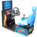 創業的致富項目代理學車之星駕駛模擬學車機項目