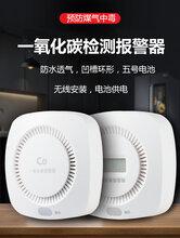 新疆廠家批發直銷一氧化碳報警器、煙感報警器圖片