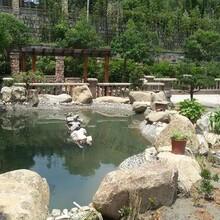 汉阳区私人庭院施工价格图片