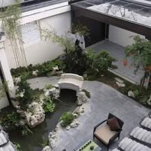 江岸區從事私人庭院設計公司圖片