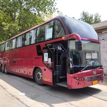 15年51座海格二手客车二手大巴车图片