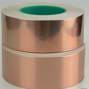 單雙導銅箔膠帶純銅加厚銅膠帶信號增強屏蔽膠帶