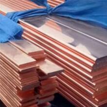 廠家紫銅板t2紅銅板塊散熱純銅皮可激光切割加工圖片