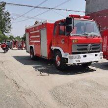 安阳电动消防车销售图片