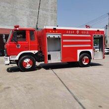 新乡消防车价格图片