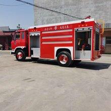 三门峡电动消防车销售图片