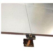 合肥六面包钢硫酸钙网络地板生产厂家图片
