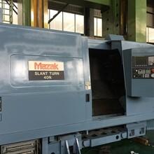 厂家出售二手进口数控车床马扎克数控车床系统已改造