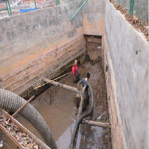 河道清淤图