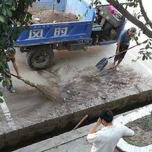 横县清洗地排沟施工图片