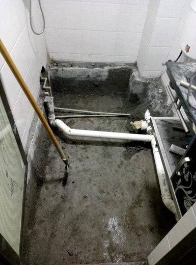 防水补漏图