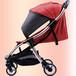 嬰兒推車可坐躺四季通用便攜免安裝四輪避震輕便折疊輕小迷你傘車