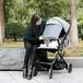 手推車口袋嬰兒推車輕便可坐可躺輕小折疊便攜式兒童傘車