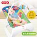 多功能震動嬰兒搖椅兒童休閑安撫躺椅寶寶益智可拆搖鈴睡椅