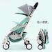 嬰兒口袋推車輕便可坐可躺輕小迷你便攜式折疊兒童傘車寶寶手推車