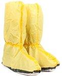 雷克兰黄色防化靴套上海辉硕医疗科技有限公司供