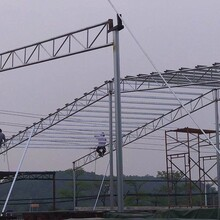 广州钢结构停车雨棚免费设计与报价图片