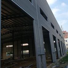 东莞市钢结构搭建、钢结构玻璃幕墙、消防楼梯图片